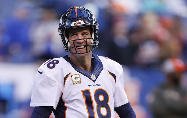 Peyton Manning Linked To HGH – Where There's Smoke, There's Fire…