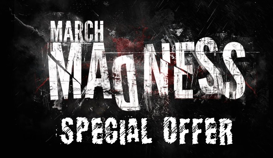 March Madness 2016 Sign Up