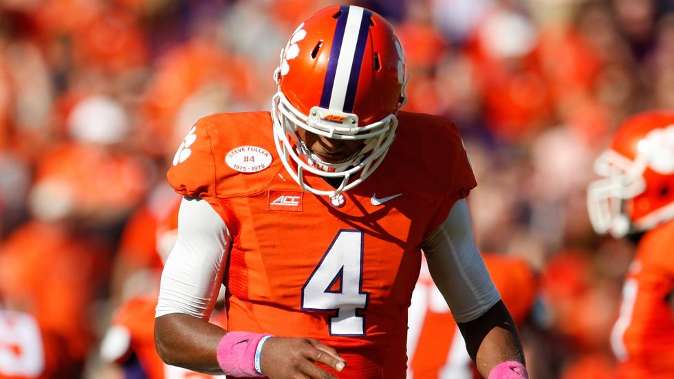 Clemson Tigers vs. Boston College Eagles Betting Preview October 7, 2016