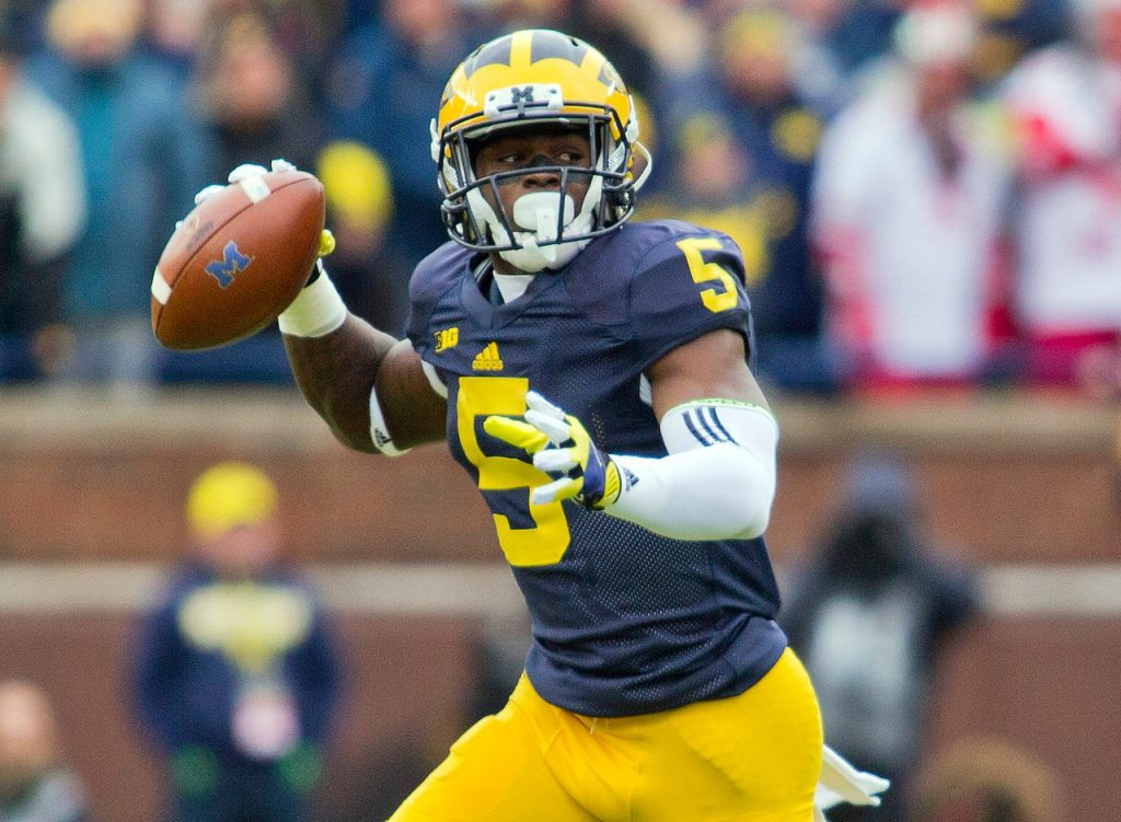 UCF Knights vs. Michigan Wolverines Betting Preview September 10, 2016