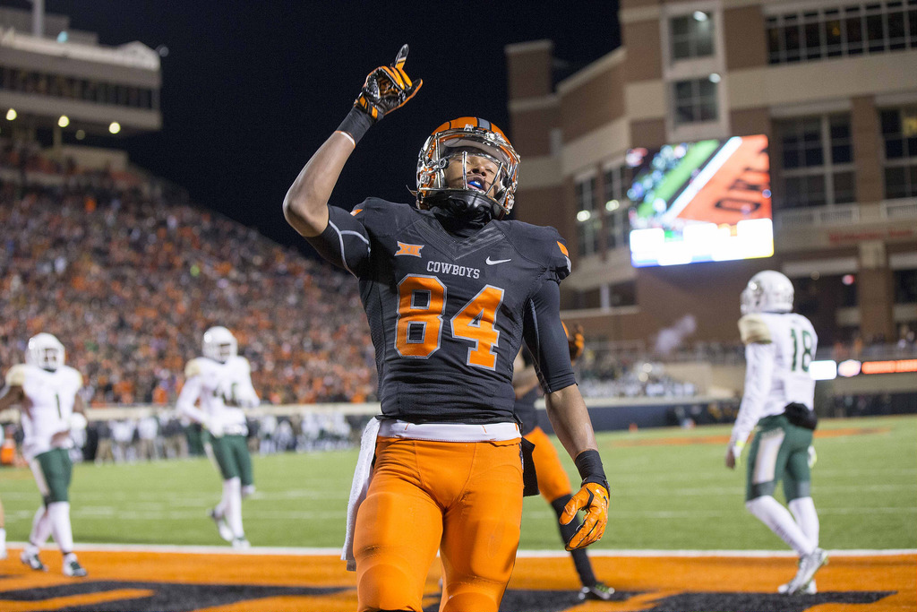 Oklahoma State Cowboys vs. Baylor Bears Betting Preview September 24, 2016