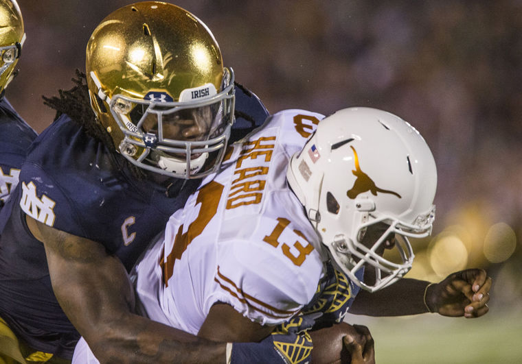 Notre Dame Irish vs Texas Longhorns Betting Preview September 4, 2016