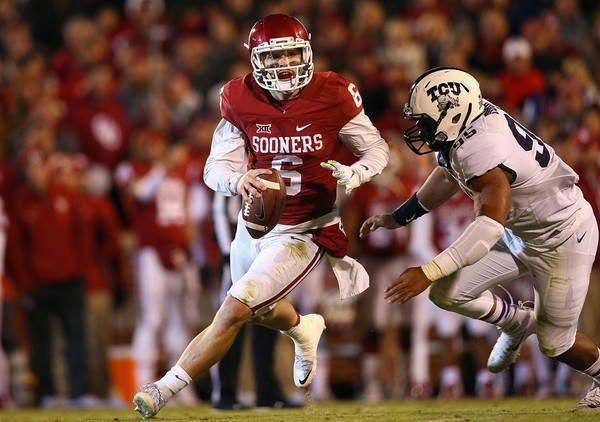 Oklahoma Sooners vs. TCU Horned Frogs Betting Preview October 1, 2016