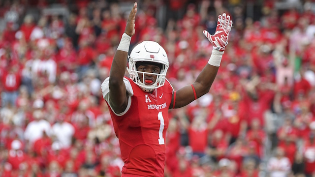 Connecticut Huskies vs. Houston Cougars Betting Preview September 29, 2016