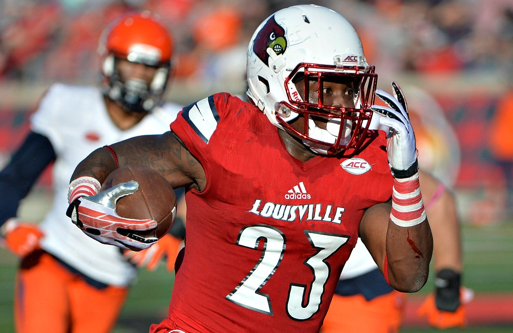 Louisville Cardinals vs. Syracuse Orange Betting Preview September 9, 2016