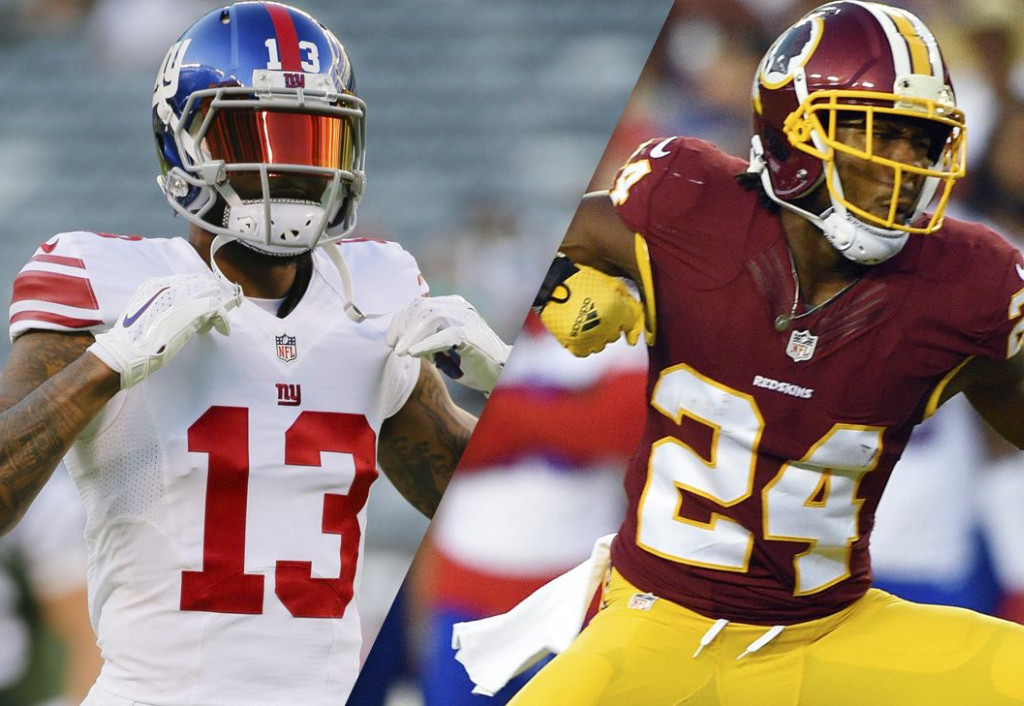Washington Redskins vs. New York Giants Betting Preview September 25, 2016