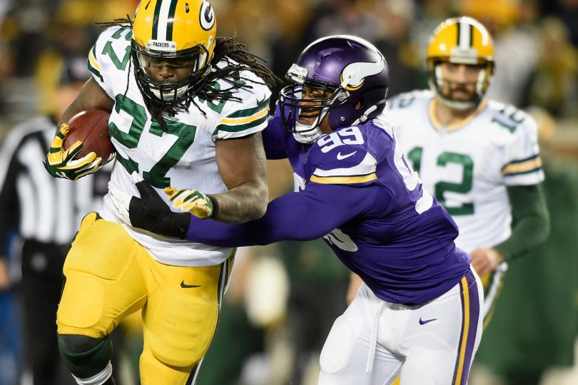 Green Bay Packers vs. Minnesota Vikings Betting Preview September 18, 2017