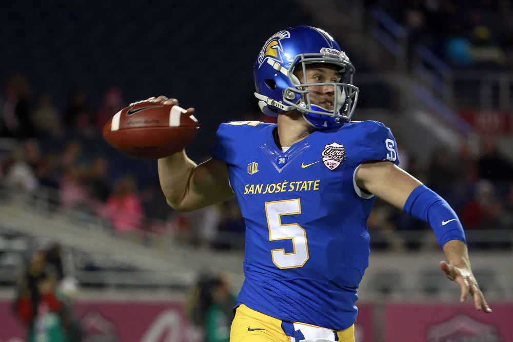 Portland State Vikings vs. San Jose State Spartans Betting Preview September 10, 2016