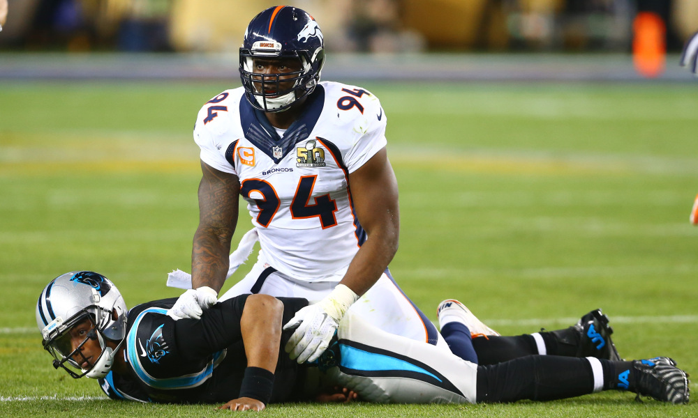 Carolina Panthers vs. Denver Broncos Betting Preview September 8, 2016