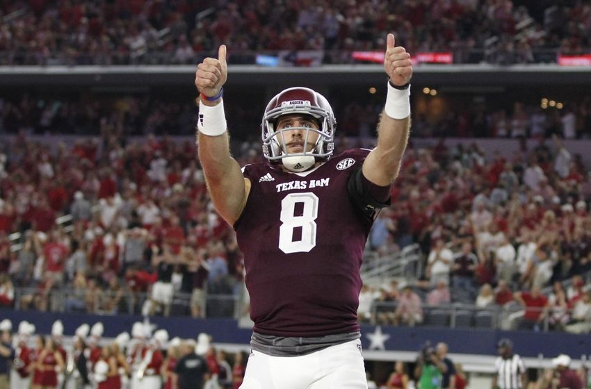 Tennessee Volunteers vs. Texas A&M Aggies Betting Preview October 8, 2016