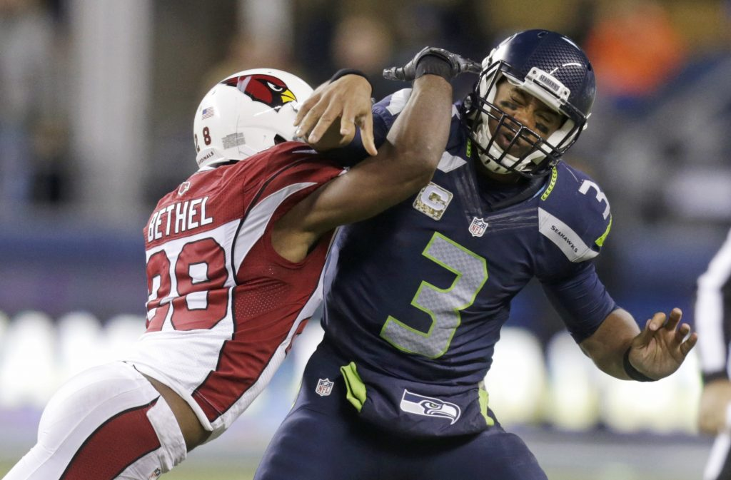 Seahawks vs. Cardinals NFL Betting Previews 10/23/16