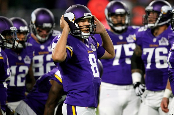 Vikings vs. Bears Betting Preview 10/30/16