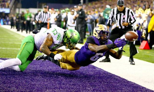 Washington Huskies vs. Oregon Ducks Betting Preview October 8, 2016