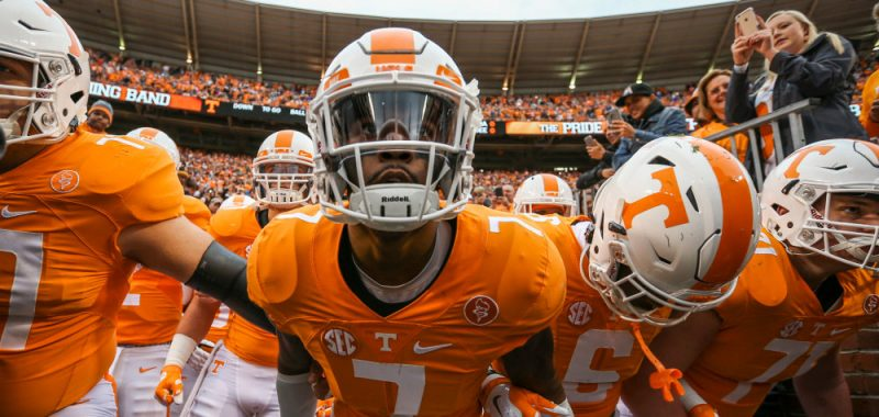 Alabama vs. Tennessee Betting Preview October 15, 2016