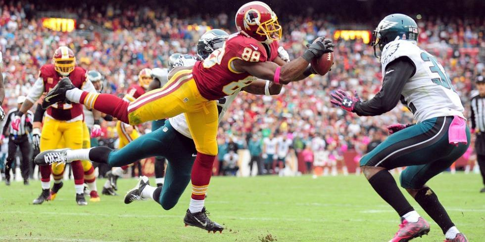 Eagles vs. Redskins Betting Preview October 16, 2016