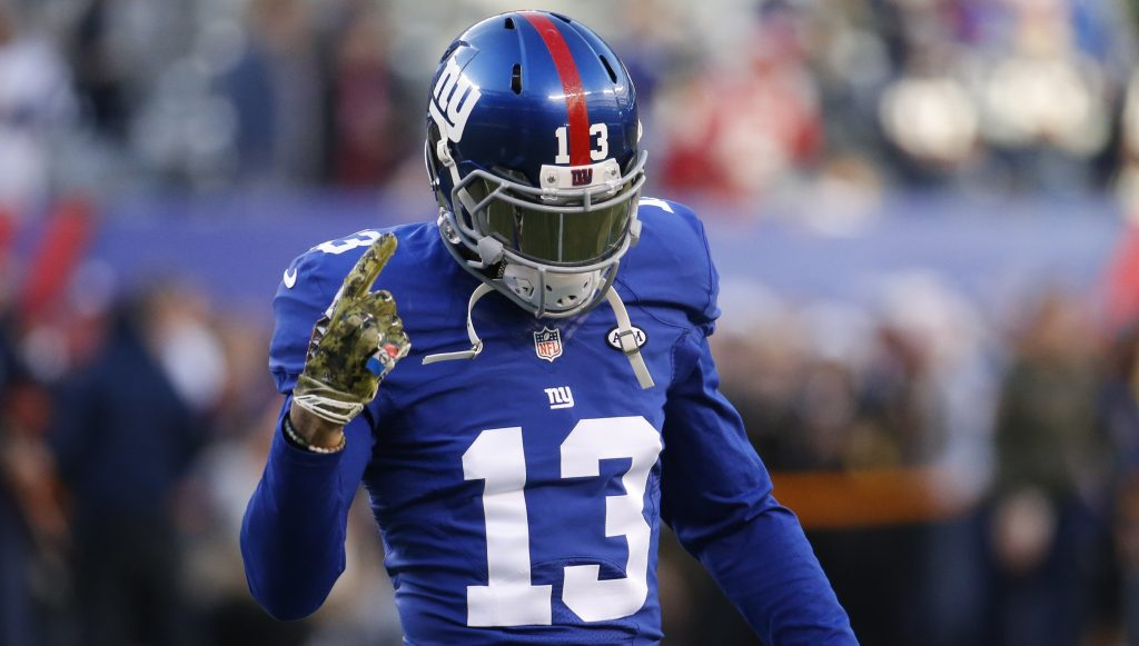 New York Giants vs. Minnesota Vikings Betting Preview October 3, 2016