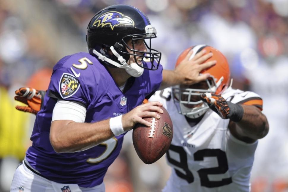 Browns vs. Ravens NFL Odds & Betting Preview 11/10/16