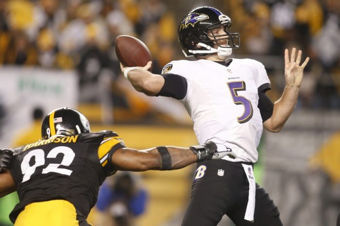 Steelers vs. Ravens Betting Preview 11/05/16 – Betting Odds, TV