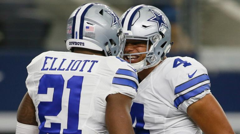 Cowboys vs. Browns Betting Preview 11/06/16 – NFL Predictions
