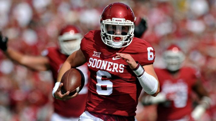 Oklahoma vs. West Virginia Betting Preview 11/19/16 – CFB Odds & TV