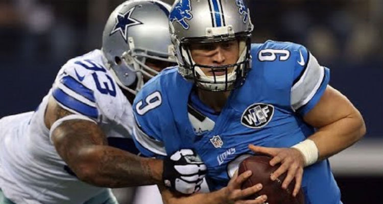 Lions vs. Cowboys Betting Preview 12/26/16 – Monday Night Football Odds