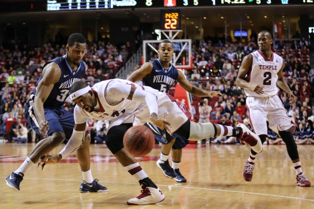 Villanova vs Temple Free Pick December 13, 2017 – Jesse Schule