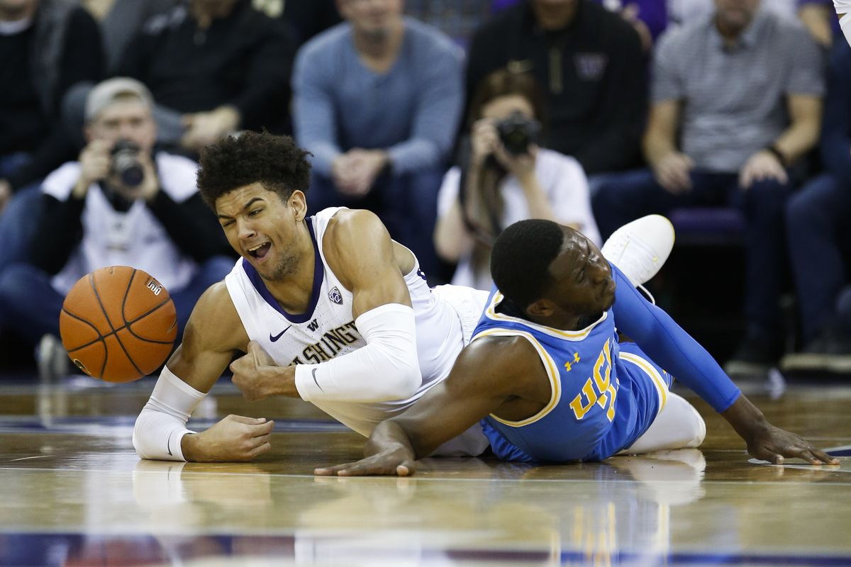 Washington vs UCLA Free NCAAB Play February 15, 2020